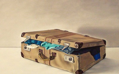 ¿Eres capaz de meterlo todo en la maleta?
