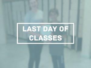 last day of classes Sligo 2018 Necom