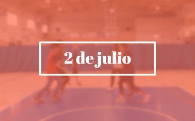 2 de julio